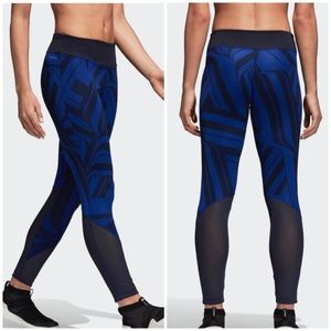 NWT Adidas Design to Move High Rise Tights